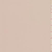 Light Cameo Pink Techno Crepe Knit