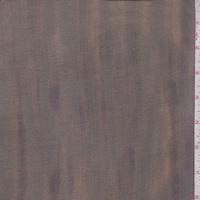 Moss/Gold/Plum Streaked Silk Chiffon