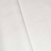 *6 YD PC--Powder White Textured Dobby Home Decorating Fabric