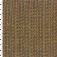 *2 YD PC--Black/Beige Textured Woven Stripe Home Decorating Fabric