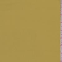 Golden Olive Silk Georgette Chiffon