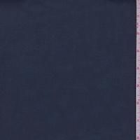 Dark Slate Blue Silk Organza