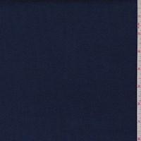 *1 3/4 YD PC--Navy Blue Textured Grid Nylon Lining