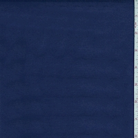 *1 5/8 YD PC--Bright Violet Blue Cotton Twill