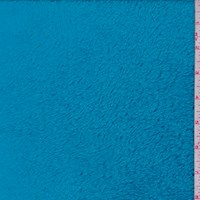 *1 1/2 YD PC--Bright Blue Sherpa Minky