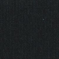 *6 3/4 YD PC--Dark Navy/Black Wool Blend Textured Woven Jacketing