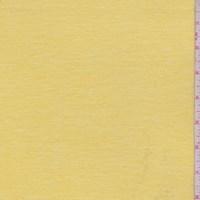 *1 1/2 YD PC--Sunflower Yellow Techno Crepe Knit