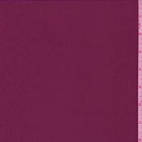 Bright Purple Silk Crepe de Chine
