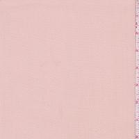 Bare Pink Ripstop Silk Crepe de Chine