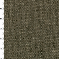 *12 YD PC -- Dirty Taupe/Multi Textured Dobby Decorating Fabric