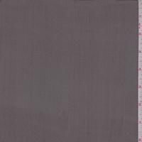 Charcoal Dust Silk Chiffon