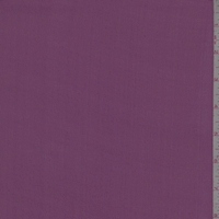 Bright Purple Silk Chiffon