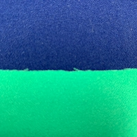 Orient Blue/Jade Reversible Crepe Suiting