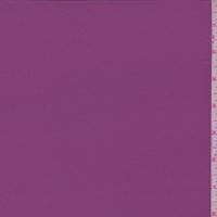 Iris Purple Silk Chiffon
