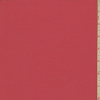 Dark Brick Pink Cotton