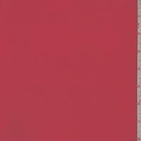 Bright Red Crepe Chiffon