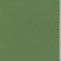 Vine Green Silk Crepe de Chine