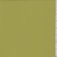 Pistachio Green Stretch Crepe de Chine
