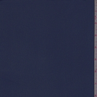 Cobalt Polyester Georgette