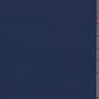 Carbon Blue Silk Georgette Chiffon
