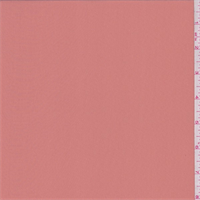 *4 YD PC--Coral Orange Polyester Faille