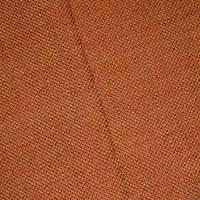 *1 1/8 YD PC--Summer Orange/Dijon Textured Dobby Woven Decorating Fabric