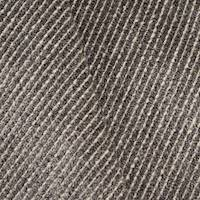 *1 1/8 YD PC--Smoke Brown/Beige Stripe Chenille/Boucle Decorating Fabric