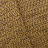 * 1 YD PC--Bronze Brown Rib Woven Home Decorating Fabric