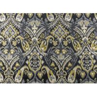 *1 1/4 YD PC--TFA Midnight Multi Paisley Jacquard Decorating Fabric