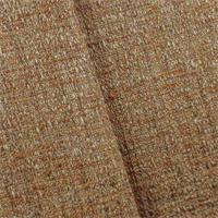 * 3 YD PC--Orange Valdese Tussah Woven Home Decorating Fabric