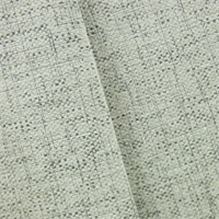 * 2 5/8 YD PC--Pigeon White Tech Texture Chenille Home Decorating Fabric