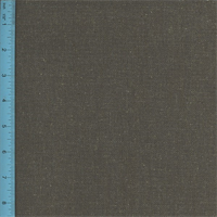 * 2 7/8 TD PC--Linen Blend Woven Tweed Maison Lead Gray Home Decorating Fabric