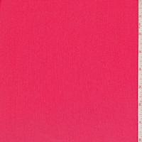 Deep Pink Mini Ripstop/Crinkle Polyester