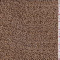 Harvest Gold/Slate Mini Pebble Silk Chiffon