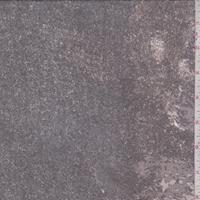 Slate/Taupe/Beige Granite Look Silk Chiffon