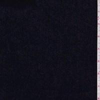 *1 1/8 YD PC--Dark Blue Stretch Denim