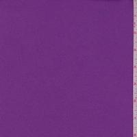 *3 YD PC--Bright Purple Cotton Twill