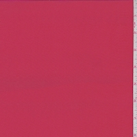 Red Berry Silk Crepe de Chine