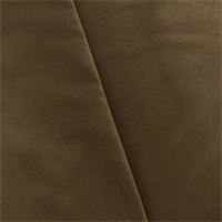 *6 1/4 YD PC--Taupe Brown Silk Shantung Taffeta Home Decorating Fabric
