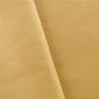 *6 3/8 YD PC--Golden Yellow Shantung Taffeta Home Decorating Fabric