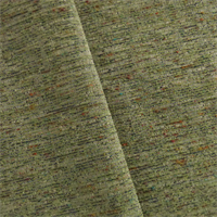 *4 YD PC--Spring Green Opshout Slubbed Chenille Home Decorating Fabric