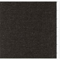 *4 YD PC--Ebony Black Chenille Home Decorating Fabric