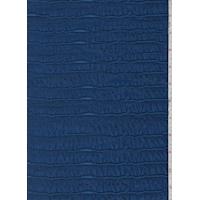 Electric Blue Ruffle Knit