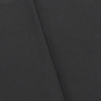 Pitch Black Gabardine Suiting