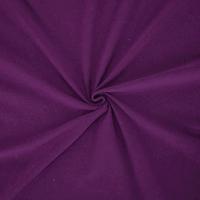 Plum Purple Double Brushed Jersey Knit