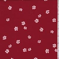 ITY Garnet Mini Floral Jersey Knit