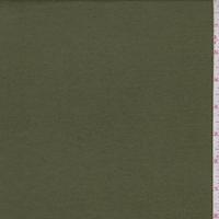 Algae Green Rayon Jersey Knit