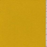 *1 YD PC--Cumin Yellow Sweater Jersey Knit
