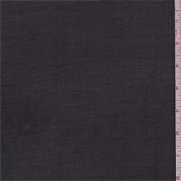 *2 5/8 YD PC--Sheer Black Silk Chiffon