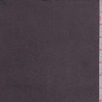 *3 5/8 YD PC--Dark Nickel Silk Satin Charmeuse